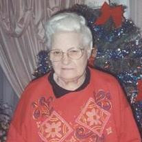 Lula Catherine Meadows