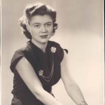 Betty Jane (B.J.) Wiles Wagner