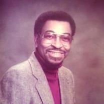 Deacon Roy Harvey Washington