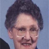 Gladys O. McFadden (Sutton)