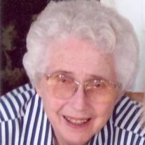 Mrs. Cleo Pendergrass