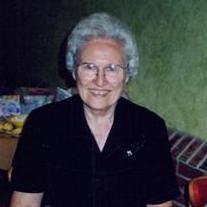 Rosemary R. Bucher (nee Nartker)
