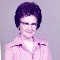 Vera M. Jones