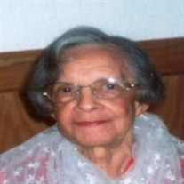 Mrs. Roxie Minnie  Smith