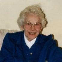 Mrs. Bernice Carter Bradham