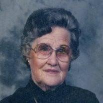 Mrs. Janie M. Anderson