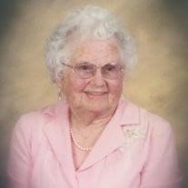 Flora Mildred Robertson