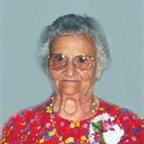 Evelyn May Buckholtz