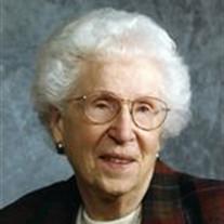 Bertha Ethel Cross