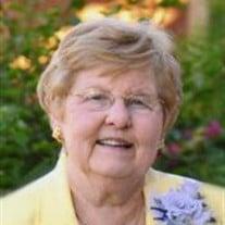 """Inez """"Iney"""" Faye Hendrickson"""