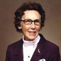 Berniece Irene Larson