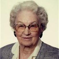 Amy Mildred Olsen