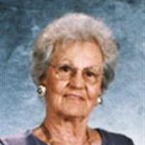 Irene Ruth Rolland, Larson, Nee Petersen