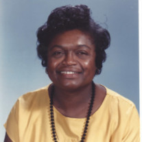 Ms Edna Faye Brown Anthony