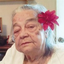 Mrs. Edna Inez Sinclair