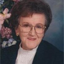 Patsy Funderburk Hogan