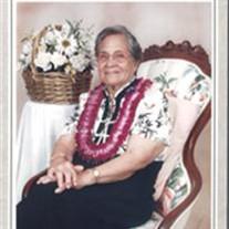 Eunice Leinaala Kaina