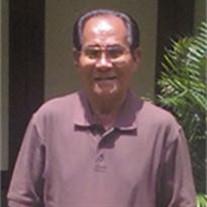 Antonio Villaros Baron Sr.