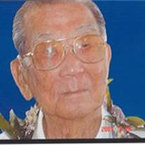Thomas Y. Teruya