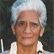 Annie Lane Newalu