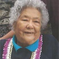 Elaine Akau Kaopuiki