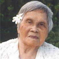 Magdalena Butay Delos Santos