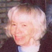 Doris Elizabeth Swingle