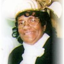 Rev. Mildred Feemster Caldwell