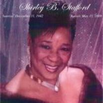 Shirley Stafford