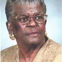 Doris Thompson
