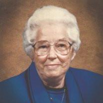 Opal Mae Edwards Evans