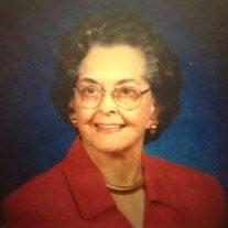 Mrs. Madeline McCoy Smith