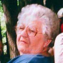 Margarette Mary Frances Jeffries