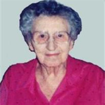 Margaret Jane Hindle