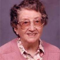 Margaret Grace Bremner