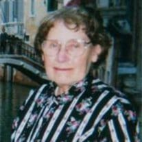Doris Gertrude Miron