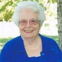 Marjorie Irene Potts