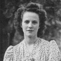 Dorothy Irene Watters