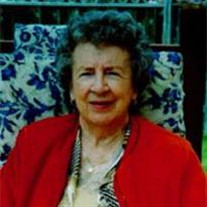 Mary Arlene McPherson