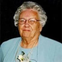 Betty Elizabeth Christina Dempster