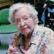 Doris Eula Best