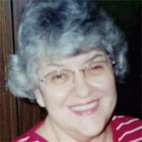 Florence Housholder (nee Miller)