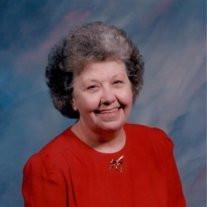 Mrs. Nancy Allison Stevenson