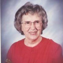 Janet Cleveland Teachnor