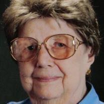 Doris M. Zettel