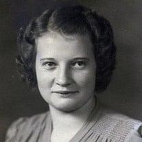 Alma J. Finley