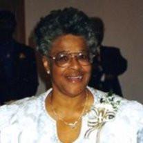 Nancy Elizabeth Fletcher