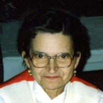Mrs. Eleanor Jean  McConnehey