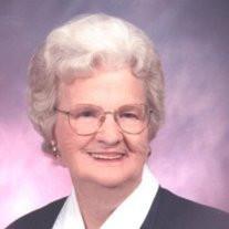 Gladys Eubanks Hinson