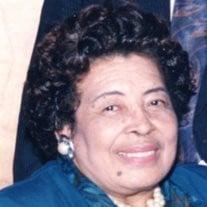 Mrs. Doris E. Williams